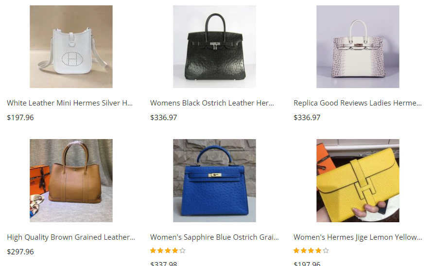 Hot-sale replica Hermes bags at Rus.tl