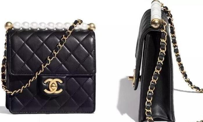 popular Chanel peral bag